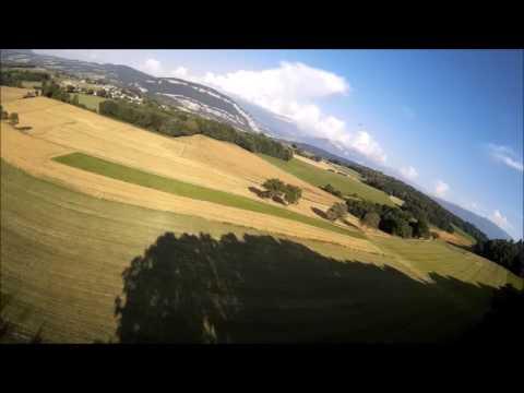 Wing Wing Chase Flight - vol poursuite - Vol en duo - Duo Flight
