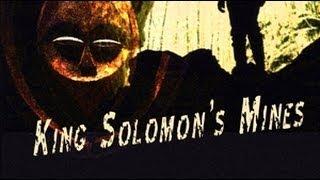 King Solomon's Mines (Audio Book)