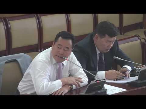 Я.Санжмятав: Монголын төрд хоноцын сэтгэлээр хандаж болохгүй