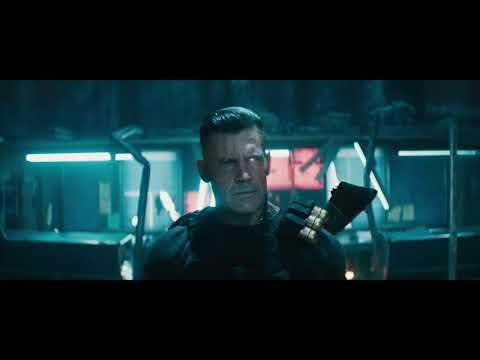 Deadpool 2 - 17 de maio no Kinoplex