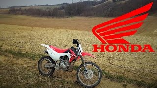9. One Day with CRF125FB