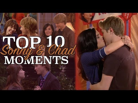 Top 10 Sonny and Chad Moments OF ALL TIME