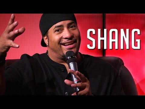 Shang on Comedy Corner???