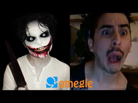 killer - Jeff the Killer goes on Omegle! Wanna learn how to do this makeup? https://www.youtube.com/watch?v=YufMqx5dSWw&list=TLED7RvVWXa5mwKlU70Oi-mJaJWyXZP6B_ ------...