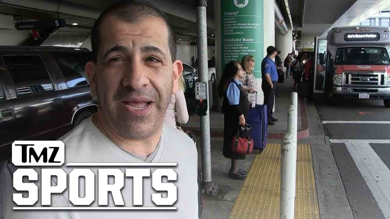 Mayweather Return? Showtime Sports Honcho Stephen Espinoza Weighs In | TMZ Sports