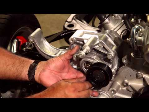LS Engine Swap On A Budget Part 4 - Accessory Drive System