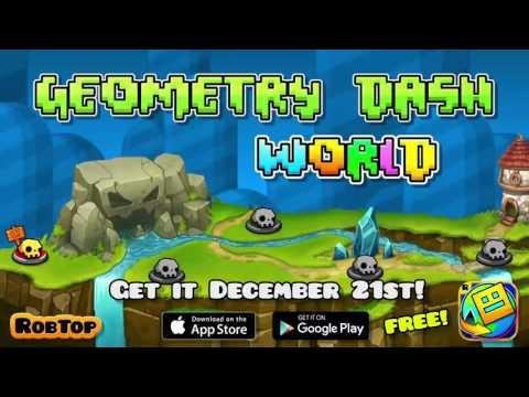 Geometry Dash World! (видео)