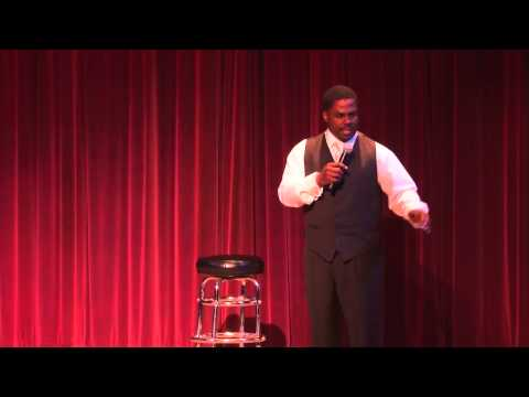 Antoine Scott - Bay Area Black Comedy Competition