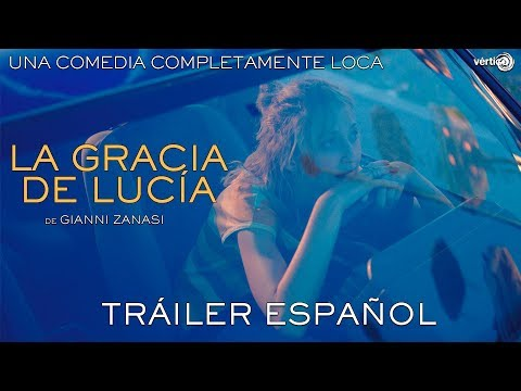 La gracia de Lucía - Tráiler Español?>