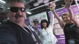 Edmonton Cannabis & Hemp Show Switch LED Grow Solutions by Urban Grower