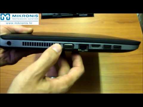 Unboxing HP ProBook 450 G2