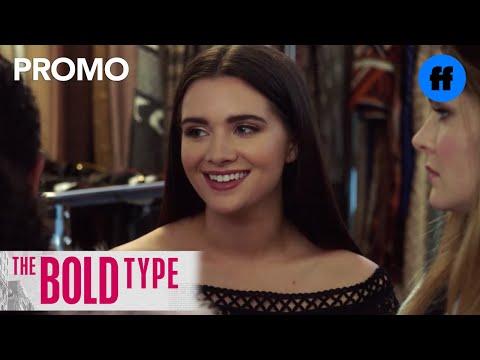 The Bold Type Season 1 (Promo 'Getting Buzzed')