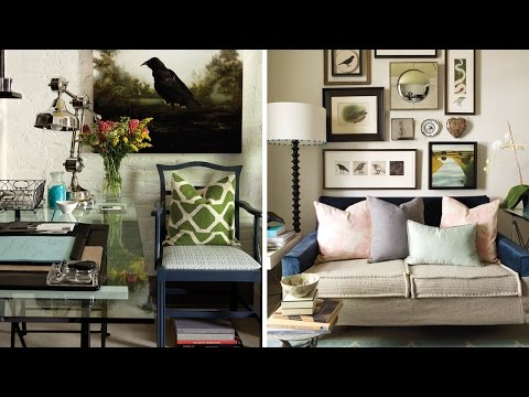 Interior Design – Cosy & Eclectic Home Office