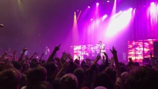 ADTR performing My Life For Hire in London.
