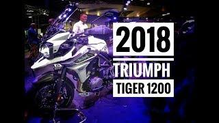 9. 2018 Triumph Tiger 1200 First Look