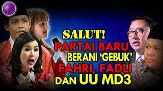Video Salut! PSI, Partai Kemarin Sore Berani 'G3buk' Fahri, Fadli dan UU MD3! MP3, 3GP, MP4, WEBM, AVI, FLV Januari 2019