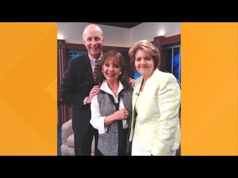 Dawn Wells, aka Mary Ann from Gilligan's Island, appeared on Great Day Live in 2013