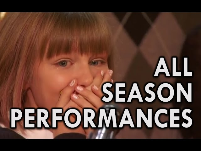 Grace Vanderwaal Winner Americas Got Talent 2016 All
