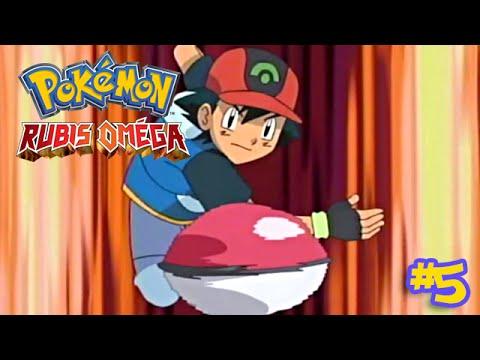 Pokémon Rubis Oméga en Nuzlocke #5 - GYCOBU ET MEQUITAZINE !