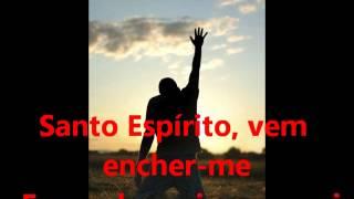 Eis-me Aqui - Cassiane (playback Legendado)