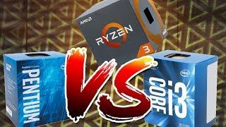 Com a chegada de um Intel Core i3-7100, adicionamos essa CPU de entrada em nossa disputa com os modelos Ryzen 3 1200 e Pentium G4560. Agradecemos à Pichau pelo envio do processador utilizado nesse comparativo.Análise: AMD Ryzen 3 1200Utilizamos memórias em frequência padrão da tecnologia DDR4 (2133MHz) e também trechos em GTA colocando memórias a 2400MHz. Essa combinação faz sentido já que a maioria das placas-mãe, mesmo as de entrada, conseguem muitas vezes operar nessa frequência, e o preço das memórias em 2400MHz são bastante competitivos, valendo a pena fazer esse investimento adicional mesmo em um PC gamer de entrada.Acompanhe todo nosso conteúdo em http://adrenaline.com.br/Curta nossa página no Facebook!https://facebook.com/adrenaline/Siga-nos no Twitter!https://twitter.com/adrenaline