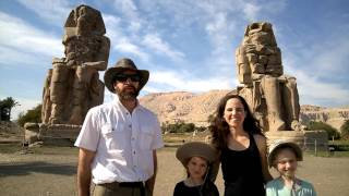 Egypt Tours - Video of Journey To Egypt - Luxor