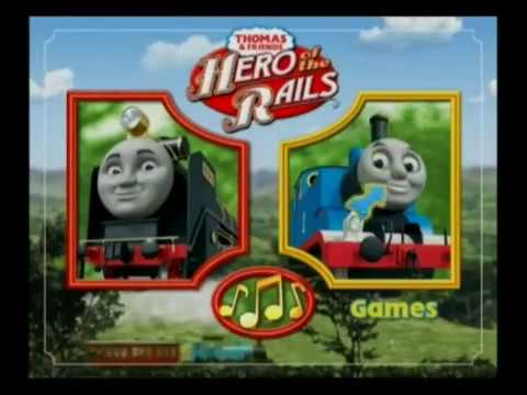 SteamTeam's Hero of the Rails Wii Game mode with Go, Go Thomas!