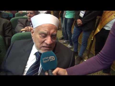 مصر العربية | عمر هاشم: تحديث الخطاب الدينى يحتاج لتعلم اللغات اﻷجنبية