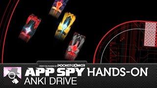 Anki Drive | iOS iPhone / iPad / Android Hands-On - AppSpy.com