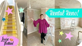 Renovation Updates on the Rental House! | LIFESTYLE by Sprinkle of Glitter