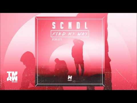 SCNDL - Find My Way (Ryan Riback Remix)
