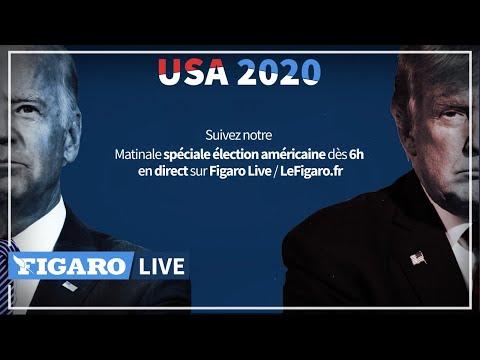 #Trump #Biden #ElectionDay [????EN DIRECT] EMISSION SPECIALE PRESIDENTIELLE AMERICAINE