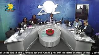Tony Genao reporta en Moca el robo a banco por mas de 2 millones de pesos