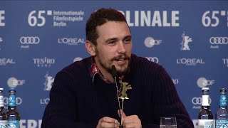 Queen of the Desert | Press Conference Highlights | Berlinale 2015
