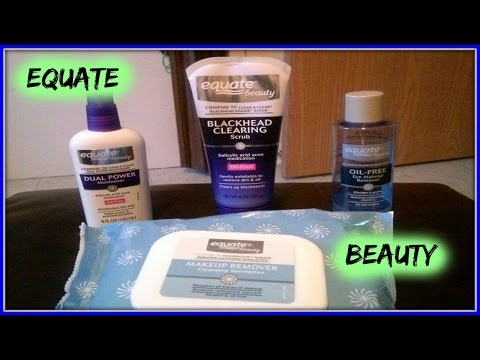 Equate Beauty Items Review!