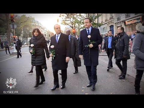 Γαλλία: Κοινό μέτωπο Κάμερον – Ολάντ κατά του ISIS