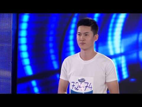 Vietnam Idol 2015 Tập 2 - Hoang mang - Trần Nhật Vũ