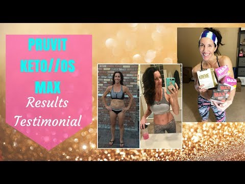 My 90 Day Experience using Pruvit Theraputic Ketones | Former Beachbody Coach