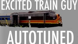 Download Lagu Excited Train Guy Autotune (Song A Day #1325) Mp3