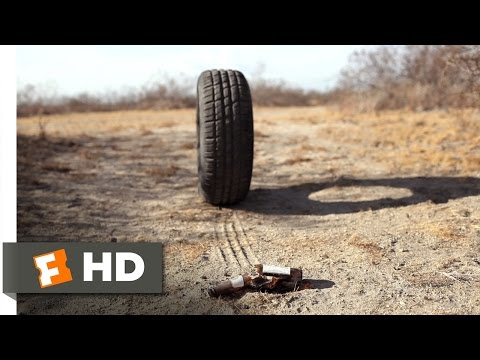 Rubber (2/10) Movie CLIP - Psychokinetic Tire (2010) HD