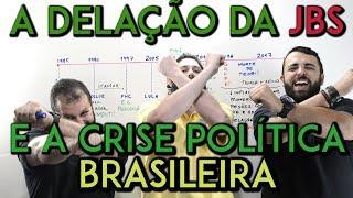 X da Atualidade 2017 - Delação da JBS e a Crise Política Brasileira