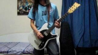 RAMONES - ♫ Touring (Guitar cover)