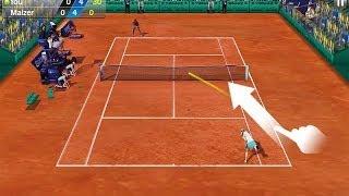 Видео в 3D Tennis