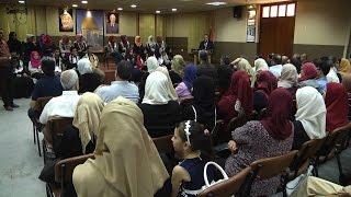 توزيع مكرمة الرئيس على المتفوقين في التوجيهي من ابناء طولكرم