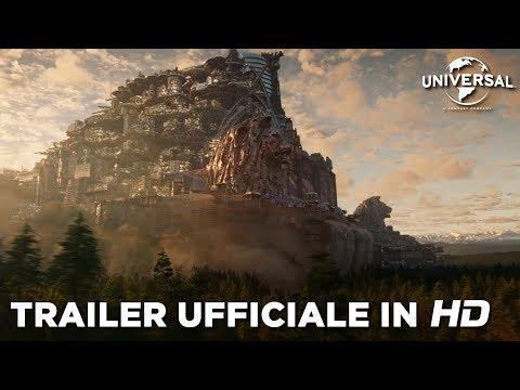 Preview Trailer Macchine Mortali, trailer ufficiale italiano