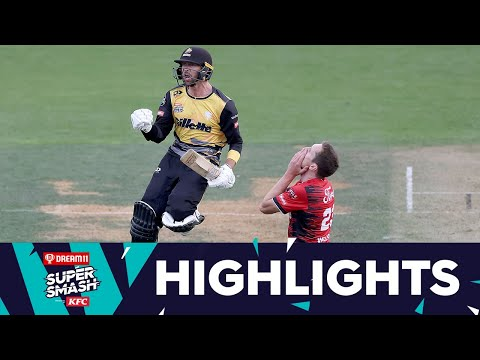 Conway goes next level as Firebirds defend T20 title | HIGHLIGHTS | Firebirds v Kings | GRAND FINAL