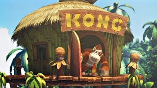 Donkey Kong Country Returns - Part 1: