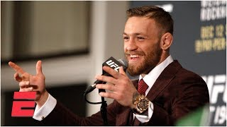 Video Conor McGregor's best trash talk | ESPN MP3, 3GP, MP4, WEBM, AVI, FLV Juni 2019