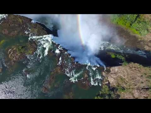 The Beauty and Majesty of Victoria Falls