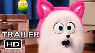 Video THE SECRET LIFE OF PETS 2 Official Teaser Trailer 5 (2019) Animated Movie HD MP3, 3GP, MP4, WEBM, AVI, FLV Mei 2019